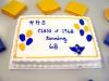 turning 68 cake