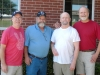 Ron Means,Dave Wilson,Charles Collins, and Steve Conner. The Wild Bunch ride again.